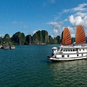 Cung cấp sản phẩm khóa khách sạn OSUNO cho các Tàu du lịch tại Hạ Long - Quảng Ninh