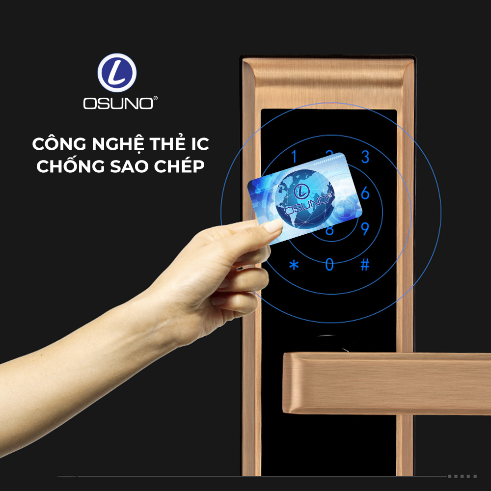 Công nghệ thẻ IC cao cấp